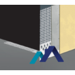Balkon T profil vízorros STD 100x100mm 2,5fm