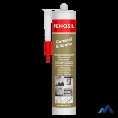Penosil szilikon GENERAL transzparens 310ml