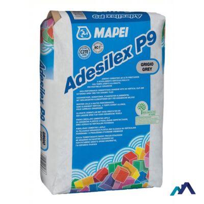 Mapei Adesilex P9 Kerámiaburkolat ragasztó C2TE szürke 25 kg