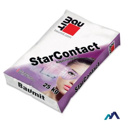 BAUMIT Star Contact polisztirol ragasztó