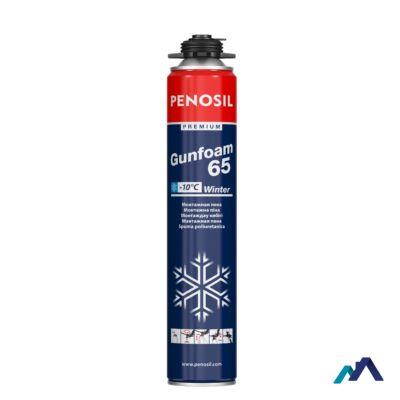Penosil Gunfoam 65 -10C Winter pisztolyos purhab téli 870ml