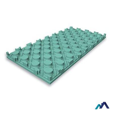 Austrotherm padlófűtés rendszerlemez