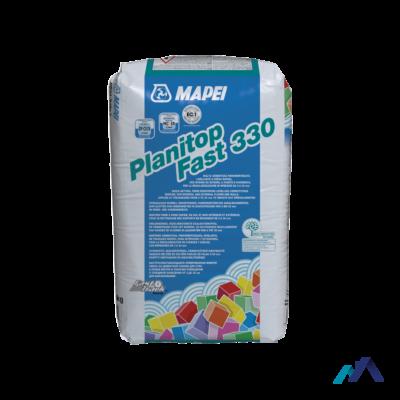 Mapei Planitop Fast 330 Kiegyenlítőhabarcs 3-30 mm, bel- és kültéri szürke 25 kg