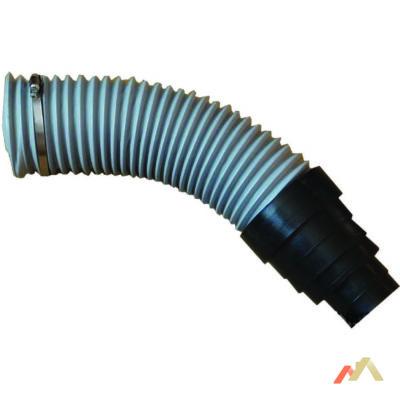 Komplex flexibilis cső 125mm átmérő 500mm hosszú csatornaszellőző egységhez